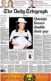 Another headline on high pay in public sector