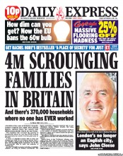 """Scrounging families"""
