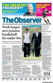 Live longer, work longer?