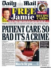 """NHS """"crimes"""""""