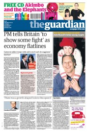 """Flatlined"" economy"