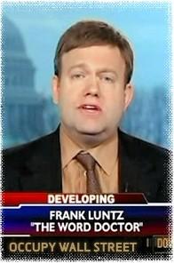 Frank Luntz reframes Occupy