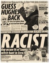 Media on Racism - Framing